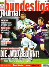 Football Monthly August Magazines