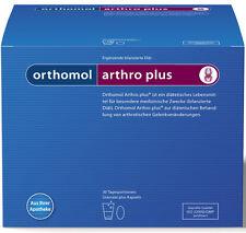 ORIGINAL ORTHOMOL® ARTHRO PLUS-Dietary Management Osteoarthritic Joint Changes