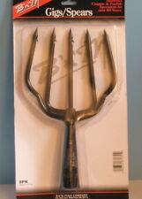 B'n'M - Pike & Muskie Fish Spear - Dark House - Ice Fishing - Model 8PK