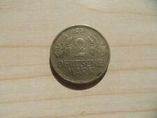 Germany 1951 G  2 Mark,Scarce