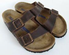 Birkenstock Arizona Habana Leather Sandals WOMENS US 5-5.5  / EUR 36