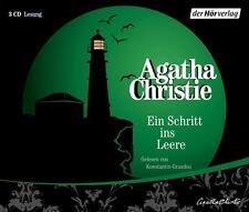 CD-Hörbücher und Hörspiele Agatha-Christie Erwachsene