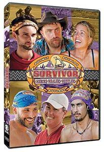 SURVIVOR 35 (2017) Heroes vs. Healers vs. Hustlers - US TV Season R1 DVD sp