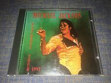 Michael Jackson Dangerous tour 1993 Picture Cd Live