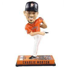 Charlie Morton Houston Astros 2017 World Series Champions Ticket Base Bobblehead