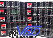 VOLVO S40 V40 440K 460L 1.9 DI 2.0 T HEAD BOLTS BOX OF 10 D19T D4192T4 B4204T