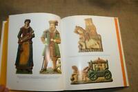 Buch alte Holzmodeln Modeln Muster Motive schnitzen Butterformen  Textildruck