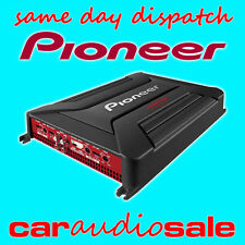 PIONEER GM-A4604 480 WATT 4/3/2 CHANNEL BRIDGEABLE POWER AMPLIFIER