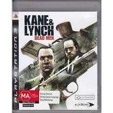 PLAYSTATION 3 KANE AND LYNCH DEAD MEN PAL PS3 [ULN] YOUR GAMES PAL