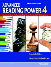Advanced Reading Power 4 : Extensive Reading - Vocabulary Building - Comprehensi