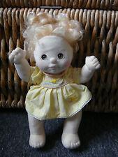 My Child Doll Platinum Blonde & Hazel Eyes - Excellent Condition