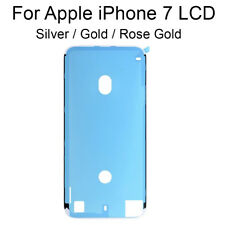New Water Resistant LCD Adhesive Seal Sticker for Apple iPhone 7 (White)