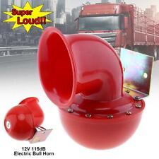 Loud Snail Horn Universal Electric Raging Bull Air Horn 12V 115 dB Car Truck