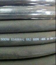25' 2/3C SOOW Portable Cord Indoor/Outdoor 600 Volt Flexible Rubber Cable