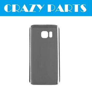 Back Rear Glass Battery Cover Replacement for Samsung Galaxy S6 S7 Edge S8 S9