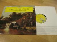 LP Vinyl Schallplatte Chopin Schubert Ausgewählte Meisterwerke DGG 104407