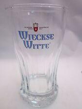 Beer Glass ~ WIECKSE WITTE Bier by Heineken Nederland ~ Zoeterwoude, Netherlands