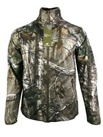 Mens Ex Realtree Xtra Durable Brush Jacket Hunting Farming Fishing Work Outdoor