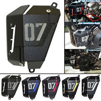 Radiator Water Coolant Resevoir Tank Panel Cover Fit 2013-2018 YAMAHA MT-07 FZ07