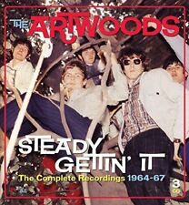 The Artwoods - Steady Gettin It  The Complete Recordings 196467 [CD]