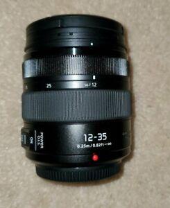 Panasonic Lumix G X Vario 12-35mm F/2.8 II