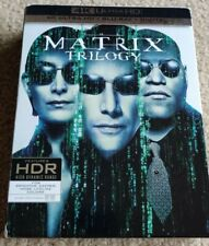 New ListingThe Complete Matrix Trilogy 4K Ultra Hd Blu ray 6 Disc Set - With Digital Codes