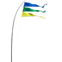 Windspiel Fahne Flagge Windfahne Wind Bogenbanner Gartenfahne Bogenfahne Banner