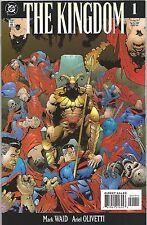 THE KINGDOM MARK WAID #1+2 SET (1999) Back Issue (S)