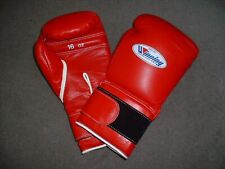 MS600B 16 oz Boxing Glove Winning Red color Made in Japan Unused