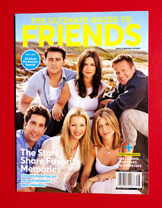 The Ultimate Guide to FRIENDS Hollywood Story - Reunion Special 2021 Magazine