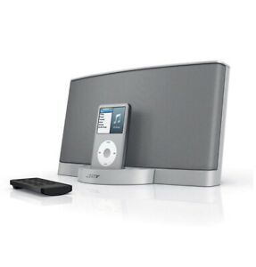 Bose SoundDock Series II 30-Pin Speaker Dock (Silver) for iPod Classic/iPhone3/4