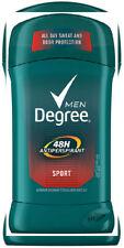 Degree Men Original Protection Antiperspirant Deodorant, Sport, 2.7 oz