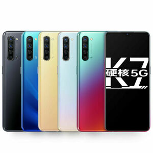 "OPPO K7 5G Dual Sim 128GB 256GB 6.4"" Octa Core 4025mAh Android Phone By FedEx"