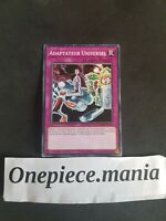 Yu-gi-oh! Adapteur Universel : MP19-FR134 -VF/Commune-