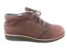Vans Bamboo Brown Canvas Desert Ankle Chukka Boots Mens US 11.5