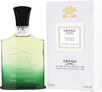 Original Vetiver by Creed cologne for him EDP 3.3 / 3.4 oz New in Box