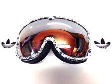 Adidas Originals AH80 6053 Goggle Skibrille Snowboardbrille, catchline weiß