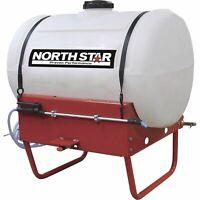NorthStar 3-Pt. Broadcast and Spot Sprayer - 55 Gallon, 2.2 GPM, 12 Volt