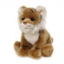 WWF Tigre 15 CM Gato Grande Peluche Animal de Tela Depredador Nuevo