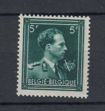 Belgium 1956 3F King Leopold SG1089 MH J6256