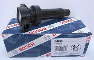 NEW BOSCH IGNITION COIL suits HYUNDAI ACCENT/i20/i30 27301-12B010 0986221063