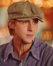 AUTOGRAPHE SUR PHOTO 20 x 25 de Ryan GOSLING (signed in person)