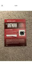 Batman The Complete Animated Series Blu-Ray Digital Code Only