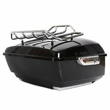 14-17 Harley Tour pak pack trunk & top rack for touring Road King Electra glide