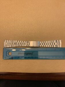 Authentic-22mm omega watch band