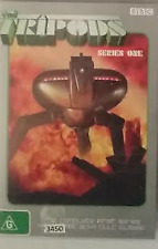 The Tripods Series 1 one DVD (2 discs) R4 Australian Release