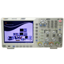 OWON XDS3104E touch-screen Oscilloscope 100Mhz 4 Ch freeI2C,SPI,RS232,CAN decode