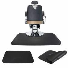 "3x5Ft 1/2"" Anti Fatigue Black Hair Stylist Mat Beauty Salon Equipment Barber"