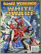 White Dwarf - Edizione Inglese - N. 183