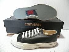 CONVERSE JACK PURCELL VINTAGE MADE IN USA MEN 4 / WOMEN 6 SHOES BLACK 18598 NEW